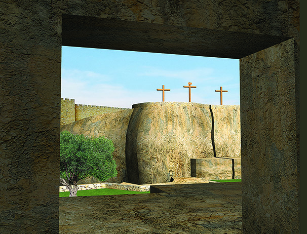 1._CHRIST-TOMB-CALVARY